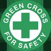 Sca green cross