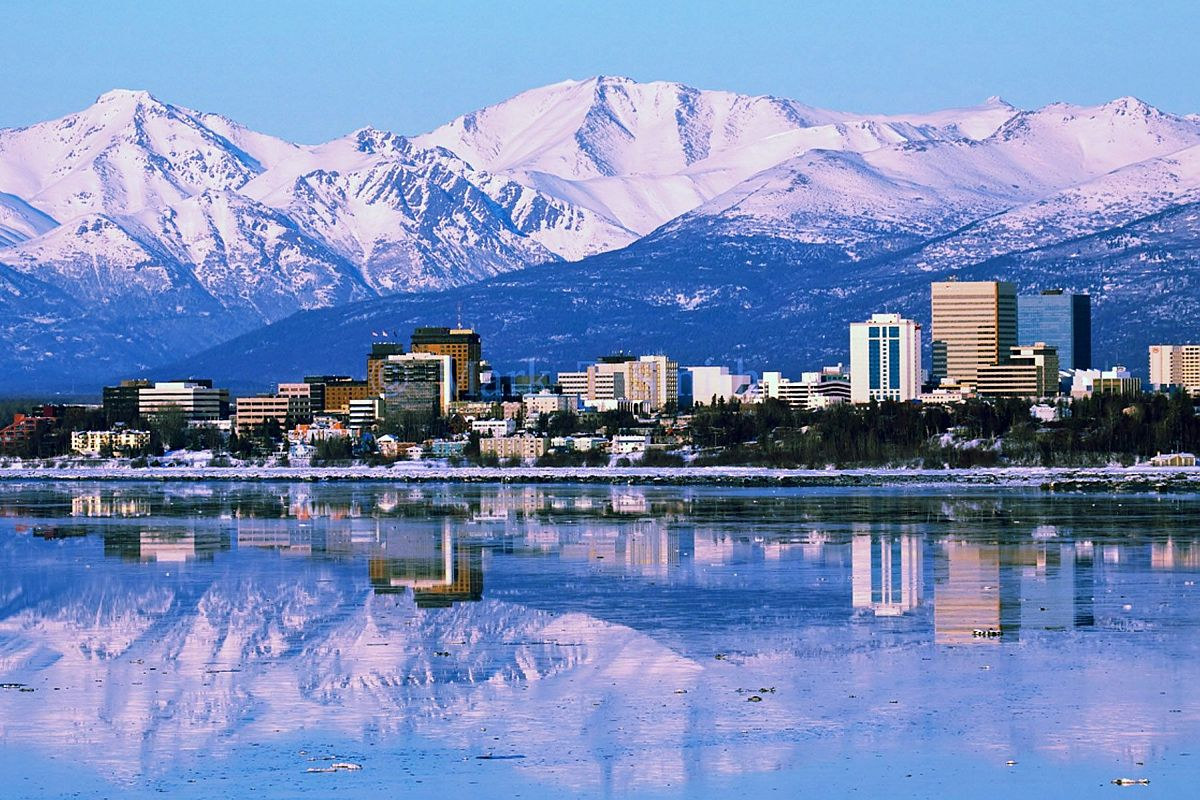 Anchorage, AK Safe Community